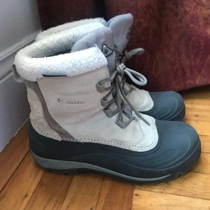 Columbia Snow Boots Women's 10.5